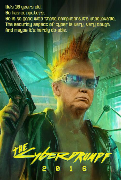 Cyberdrumph 2016